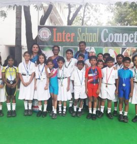 Inter School Skating Championships Winners
