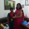 Hyderabad District School games federation Winners