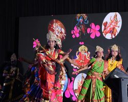 A Spectacular Performance By Our Students At Naipunya